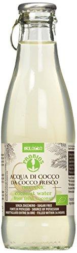 Probios Acqua di Cocco Bio - [Confezione da 12 x 200 ml]