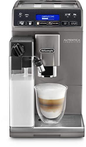 Delonghi ETAM 29.666.T Autentica Cappuccino - Cafetera automática, ti