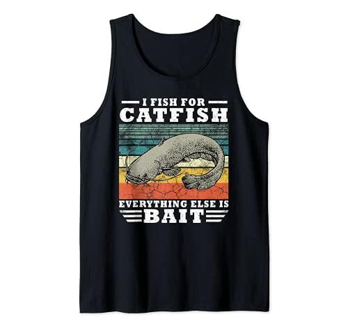 Cadeau de pêche de poisson-chat poisson-appât drôle...