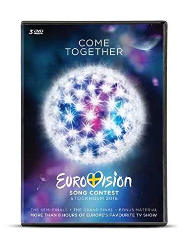 2016 - Stockholm (3 DVDs)