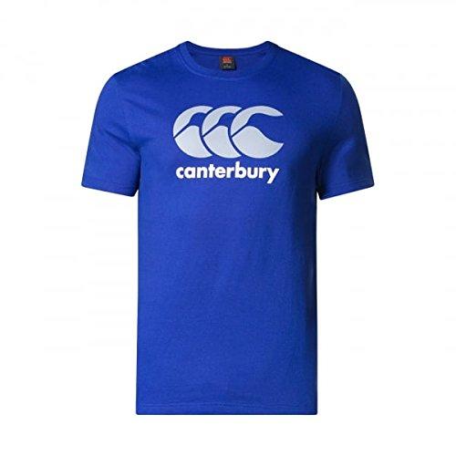 Canterbury, CCC Logo, T-shirt voor heren