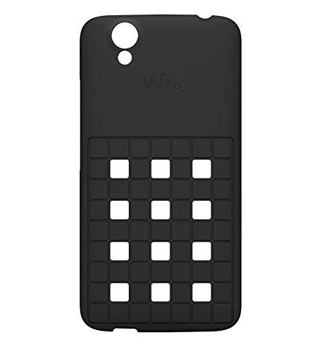 Wiko Original Schutzhülle für Birdy Handy schwarz