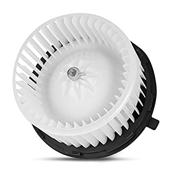 AC Heater Blower Motor with Fan Compatible with Escalade Avalanche Silverado Suburban Tahoe Sierra Yukon H2 Replacement for 15-81683 22741027 20760618 700164