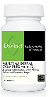 Multi Mineral Complex with D3 120 Capsules