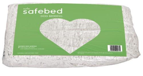 Safebed Dog Bedding Petlife Einstreu aus Papier für Hunde, 10KG