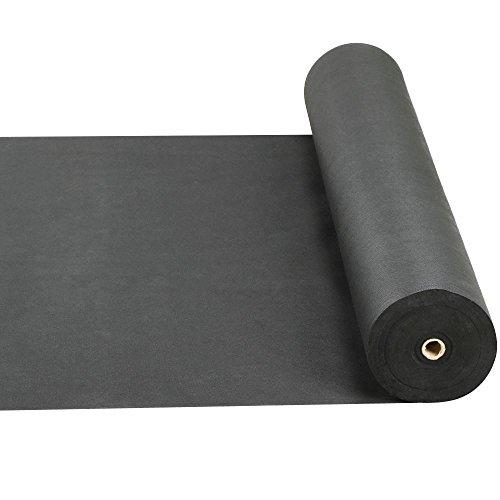 Popamazing–terreno di tessuto non tessuto diserbante membrana paesaggio tessuto 20m x 1.5m
