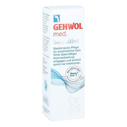 Crème médicale Gehwol pour peaux sensibles - 125 ml