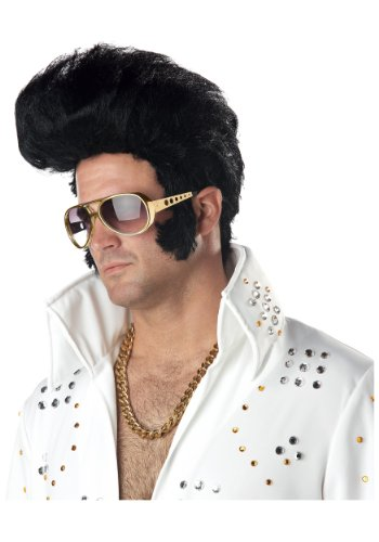Rock Legend Costume Wig Standard