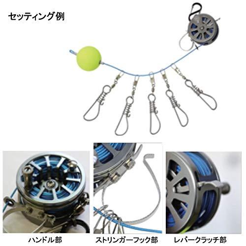 タカ産業(タカサンギョウ)ロープYリールストリンガー60mm
