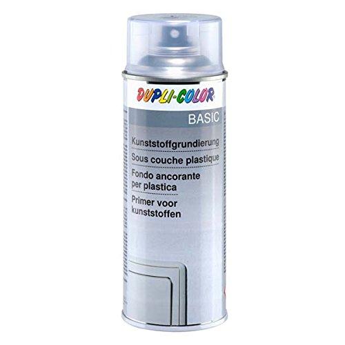 Dupli-Color 557163 PLASTIC PRIMER farblos 400 ml, transparent