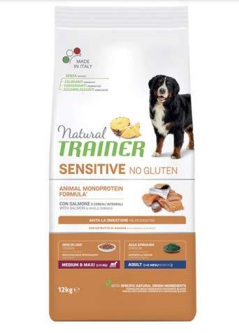 trainer CROCCANTINI für Hunde kg 12 Natural Sensitive No Gluten Medium/Maxi