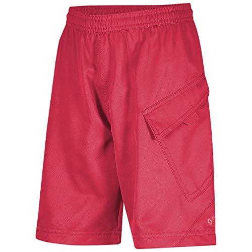 Scott Trail 10 Junior kinderfiets korte broek (incl. binnenbroek) roze 2020