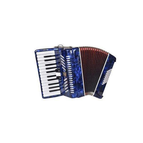 M-zutx Acordeón de piano for principiantes adultos 48 bajos