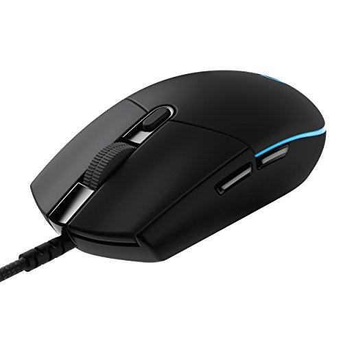 Logitech G Pro Gaming FPS Mouse with Advanced Gaming Sensor for...