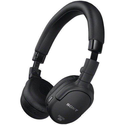 Sony MDR-NC200D - Auriculares (Supraaural, Diadema, Alámbrico, 8-23000 Hz, 1,5 m, Negro)