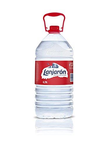Lanjarón, Agua Mineral Natural - Garrafa 6,25L