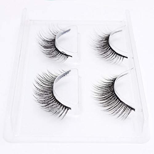 Special price 2 Pairs 3D Mink Lashes Natural Dramatic Vol We OFFer at cheap prices Eyelashes False Long