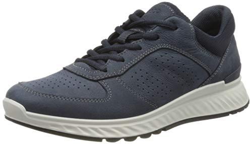 Ecco Damen EXOSTRIDEW Sneaker, Blau (Marine 1038), 40 EU
