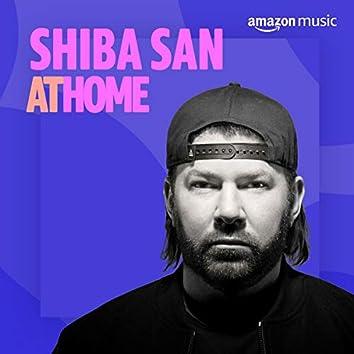 Shiba San At Home