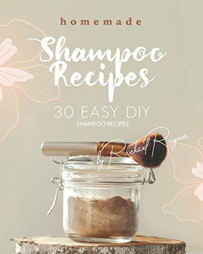 Homemade Shampoo Recipes: 30 Easy DIY Shampoo Recipes