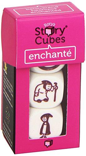 Asmodee- Story Cubes, Hechizos Juego de Dados (STOEX01A)