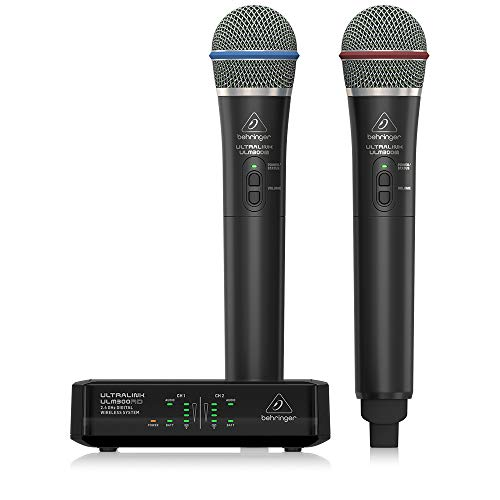 Behringer Wireless Microphone System (ULM302MIC)