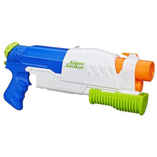 Brinquedo Lança Água Nerf Super Soaker Scatter - A5832 - Hasbro