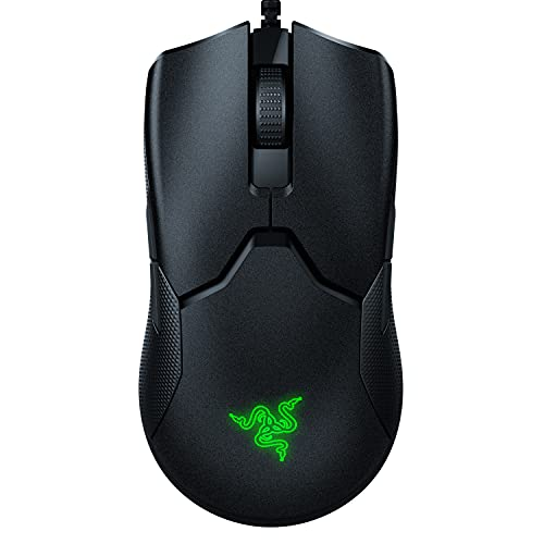 Razer Viper Ambidextrous Wired Gaming Mouse with Razer Optical Mouse Switches