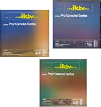 (3 CD SET / 39 SONGS) U-Best PRO KARAOKE SERIES [DUST IN THE WIND / LOVE ME TENDER / TAKE ME HOME COUNTRY ROADS / TODAY / IF / YOU NEEDED ME / THE WAY WE WERE / UNCHAINED MELODY / STAND BY YOUR MAN / GREENFIELDS / DON'T IT MAKE MY BROWN EYES BLUE / FEELINGS / FEELINGS / ALL I HAVE TO DO IS DREAM / THE EXODUS SONG / RESPECT / (SITTIN' ON THE DOCK OF THE BAY / I CAN'T HELP MYSELF (SUGARPIE HONEYBUNCH) / MONDAY, MONDAY / FUN, FUN, FUN / WHEN I'M 64 / MR. TAMBOURINE MAN / SHE THINKS I STILL CARE / NOW & THEN) THERE'S A FOOL SUCH AS I / COME SEE ABOUT ME / PLEASE, PLEASE ME / YOU ARE THE SUNSHINE OF MY LIFE / BLACK OR WHITE / LOST WITHOUT YOUR LOVE / 99 LUFTBALLOONS / SORRY SEEMS TO BE THE HARDEST WORD / FOREVER YOUR GIRL / DON''T LET THE SUN GO DOWN ON ME / WHEN YOUR IN LOVE WITH A BEAUTIFUL WOMAN / HEART OF GOLD / A RAINY NIGHT IN GEORGIA / YOU SHOULD HER HOW SHE TALKS ABOUT YOU / NIKITA / WE'RE ALL ALONE / LAST CHRISTMAS [CD VIDEO]
