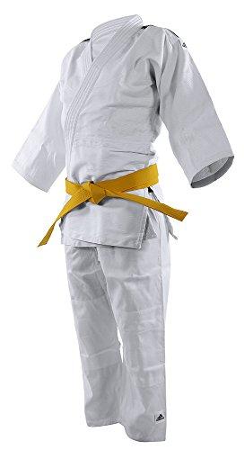 Adidas 350Club Kimono Hombre, Hombre, Color Blanco, tamaño XS