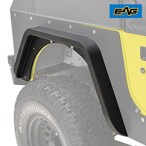 jeep yj front fender flares - 8
