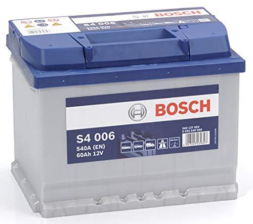 Bosch Batteria per Auto S4006 60A / h-540A