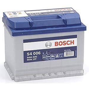 Bosch S4006 Batería de automóvil 60A/h-540A