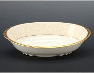 Noritake White Tampa Mall Palace Oval Vegetable Bowl trust by