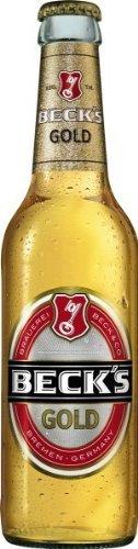 Beck's Gold - 0,33l, inkl. Pfand - 6 Flaschen 6 - Pack