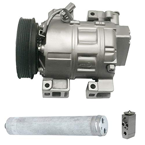 RYC Remanufactured AC Compressor Kit KT DH26