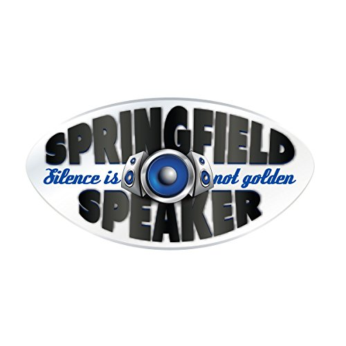 """Standard 12"""" Angle-Attach Speaker Foam Surround Edge Repair Kit by Springfield Speaker - 3/4"""" Wide Roll Universal 12 Inch - Includes Adhesive, Brush, and Instructions"""