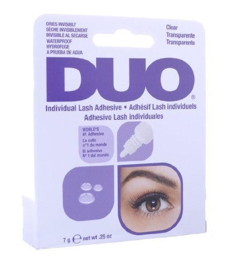 Duo Individual Lash Adhesive White/clear by Duo