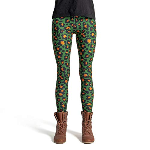 cosey - Leo Line Leggings - Animalprint - im Leopardenmuster Design 7