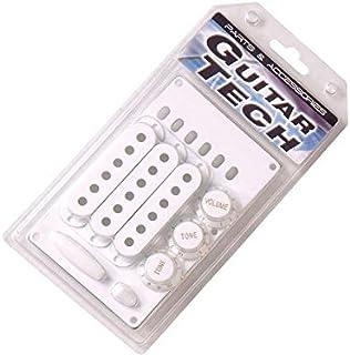 Guitar Tech gt854Kit de accesorios blanco