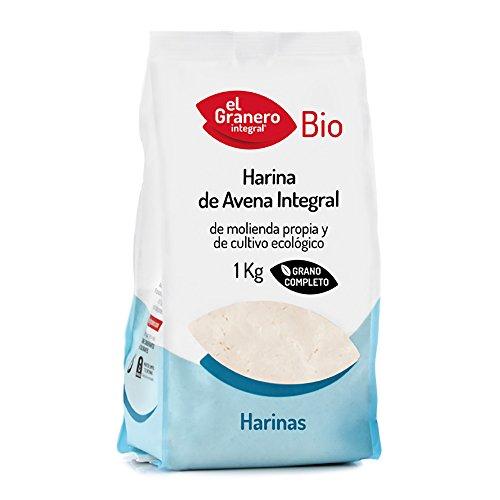 GRANERO HARINA DE Avena Integral Bio 1 KG, No aplicable, 40 ml