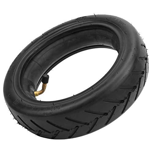 Ufolet Juego de neumáticos para Scooter, Ajuste Resistente al Desgaste Neumático Flexible Antideslizante para Scooter eléctrico, para Scooter eléctrico Scooter Original Scooter de Uso General