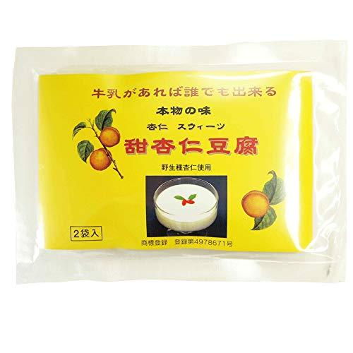 ハルエ  甜杏仁豆腐の素 23g×2袋入  6パック