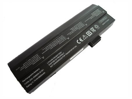 Batterie pour FUJITSU-SIEMENS AMILO M1451G, 11.1V, 4400mAh, Li-ion