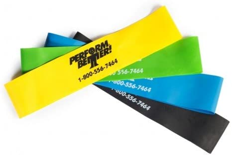 Perform Ranking TOP1 Regular discount Better Mini Band Resistance Bands Loop Exercise -