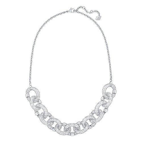Swarovski Halskette Stardust 5180117Stahl
