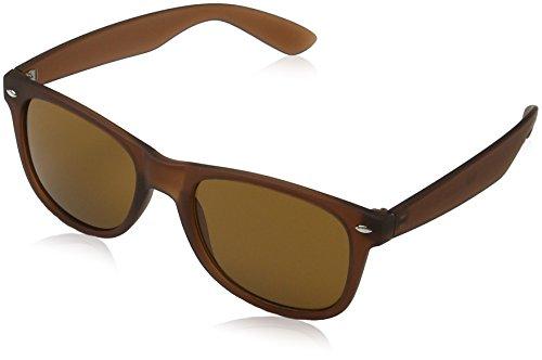 MSTRDS Unisex Likoma Sonnenbrille, Braun (brown 4216), One size