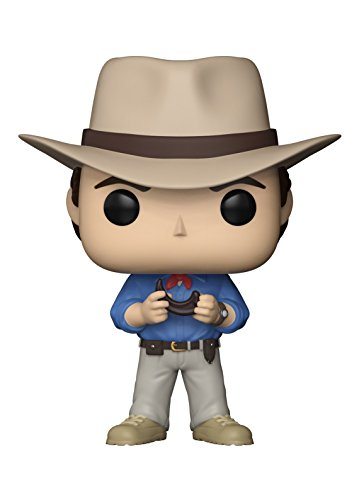 Funko POP! Jurassic Park: Dr. Alan Grant