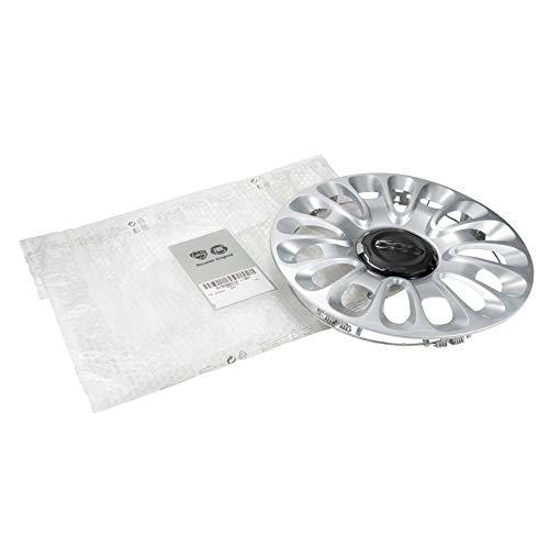 Original Fiat Radkappe 15 Zoll Felge 500 L ab 2012 735560712