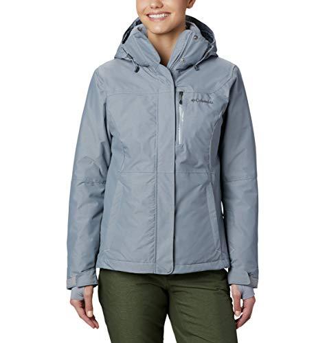 Columbia Damen Alpine Action OH Ski Jacket Alpine Action OH', Grau (Tradewinds Grey), M